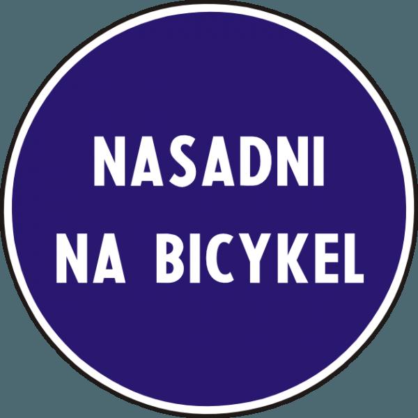 Nasadni na bicykel