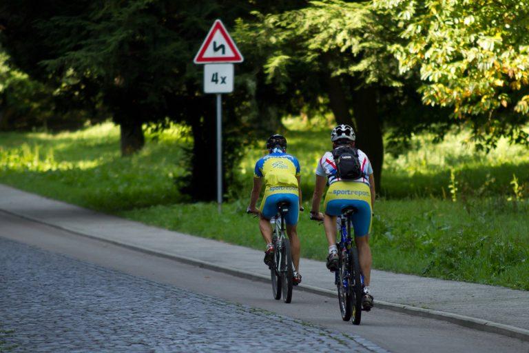 Bratislavský lesopark je oázou najmä horskej cyklistiky
