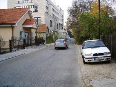 Komunikácia vhodná na vytvorenie cyklopiktokoridoru - Líščie údolie