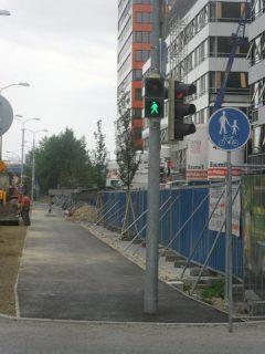 Semafor iba pre chodcov, pozná Oddelenie dopravy normy?