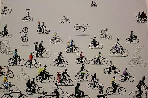 10 tipov ako jazdiť v zime na bicykli