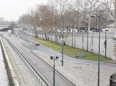 Les Berges de Seine pre autá