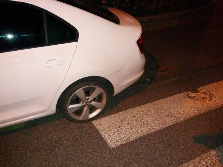 Toto podľa Mestskej polície nie je parkovnie na priechode pre chodcov