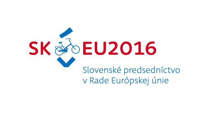 Logo Slovenske Predsednictvo EU 2016