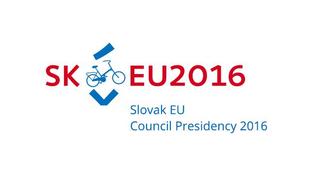 Slovak EU Presidency Logo 2016