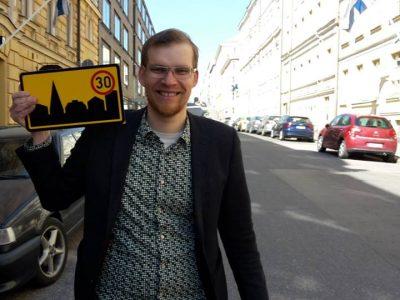 Matti Koistinen: Bicykel je spôsob, ako žiť normálny dobrý život