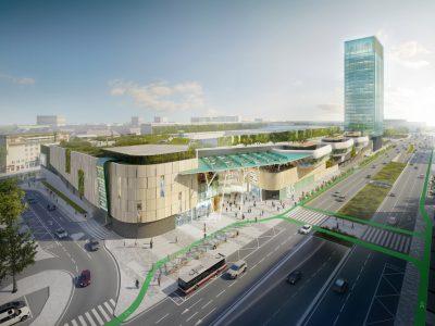 Riešenie mobility v rámci rekonštrukcie zóny Mlynské nivy