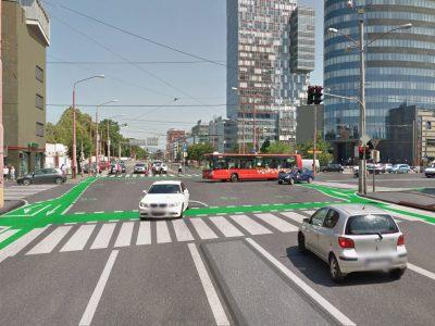 Ako budú vyzerať Mlynské nivy po výstavbe autobusovej stanice? Komentár Cyklokoalície