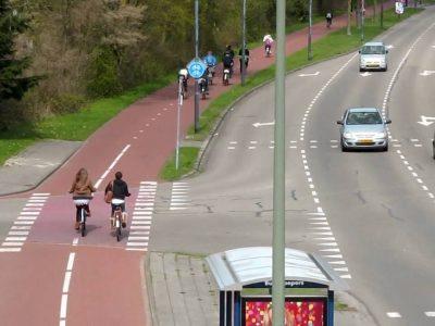 Riešenie cyklistickej infraštruktúry
