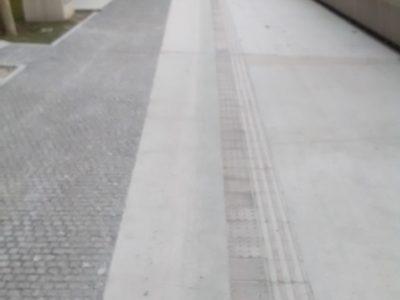 Likvidácia cyklotrasy Most SNP - Most Lafranconi developerom WOAL, Henbury, JTRE, J&T