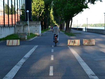 Odpočítavajte s nami čas do návratu cyklotrasy na dunajskom nábreží