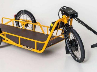 Vyskúšajte nákladný bicykel v svojej práci!
